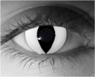 White Cat Eyes Contact Lenses