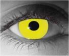 Zombie Yellow Contact Lenses