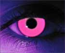 Rave Yellow Eye Contact Lenses
